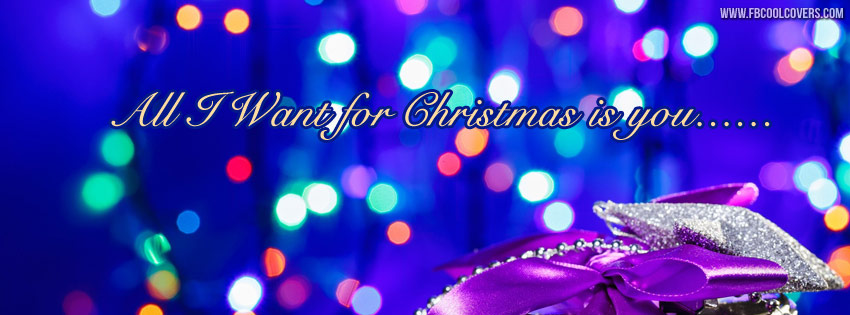 Beautiful Christmas Facebook Covers
