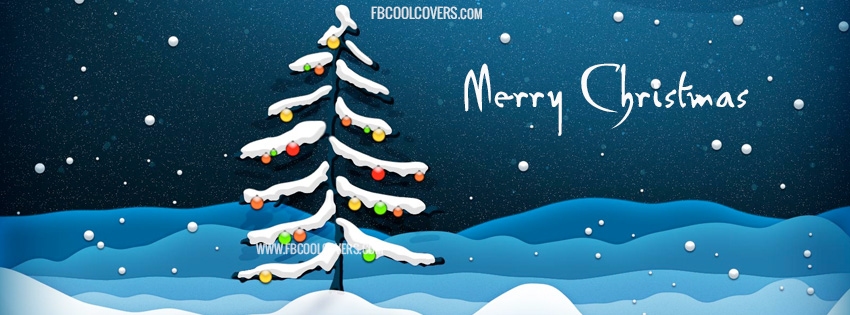 Merry Christmas Covers For Facebook