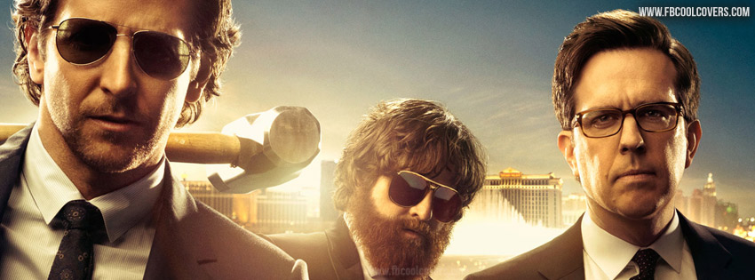 Hangover Movie Cover