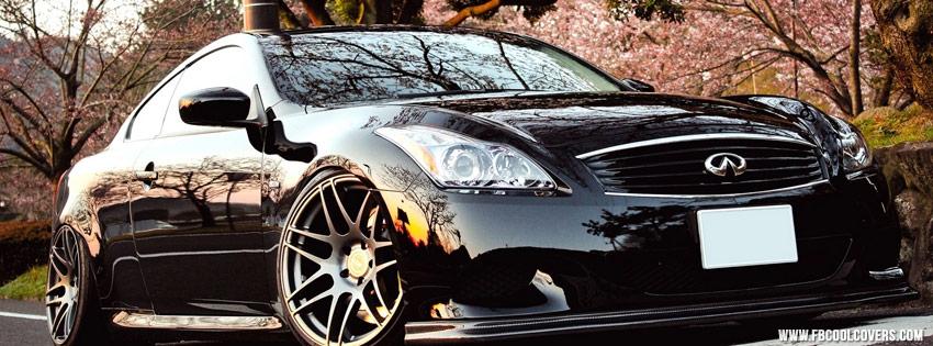 Black Car Cover For FB