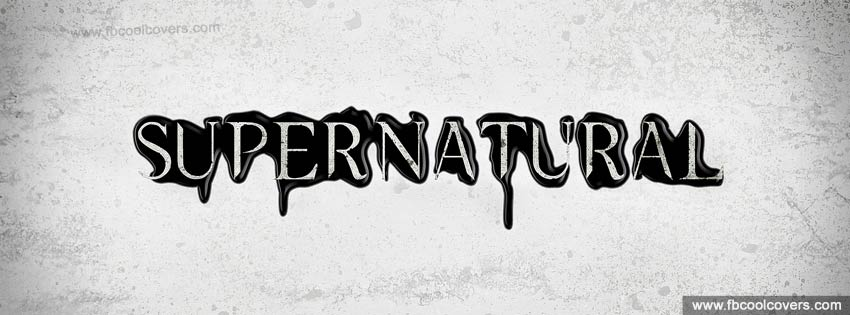 Quotes Covers- Supernatural Cover Picture