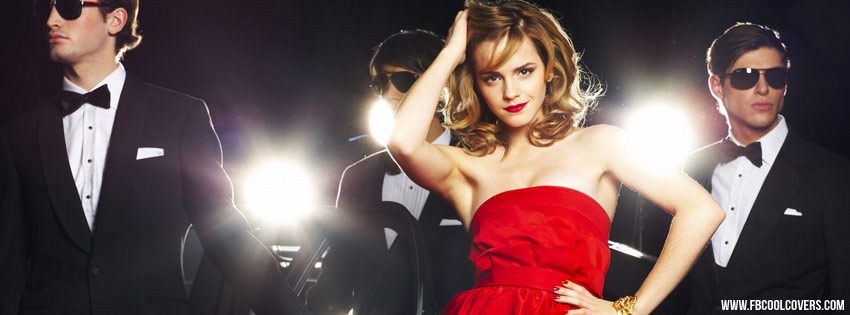 Emma Watson Fb Timeline Cover   Hollywood Facebook Covers