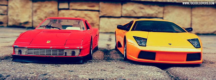 Ferrari And Lamborghini Toy Cars