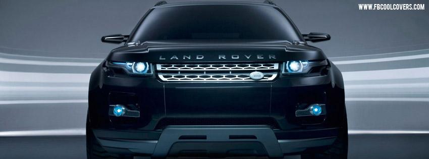 Land Rover Black