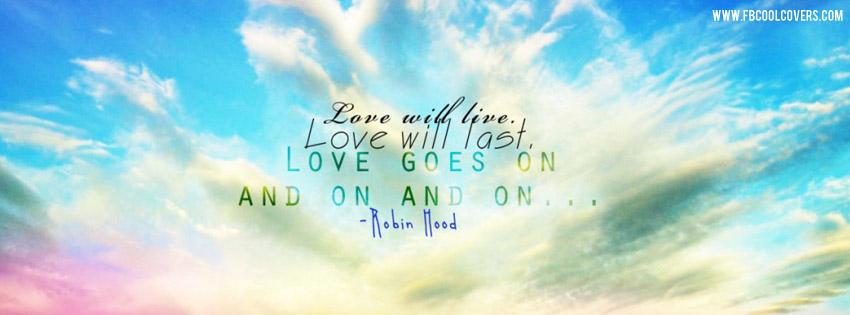 Love Will Live