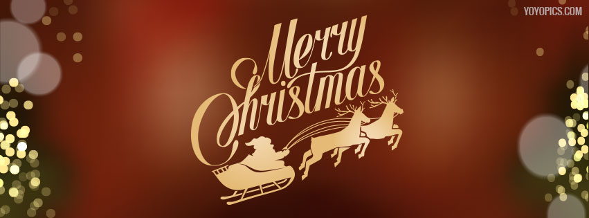 santa-with-reindeers-wishes-merry-christmas-2017