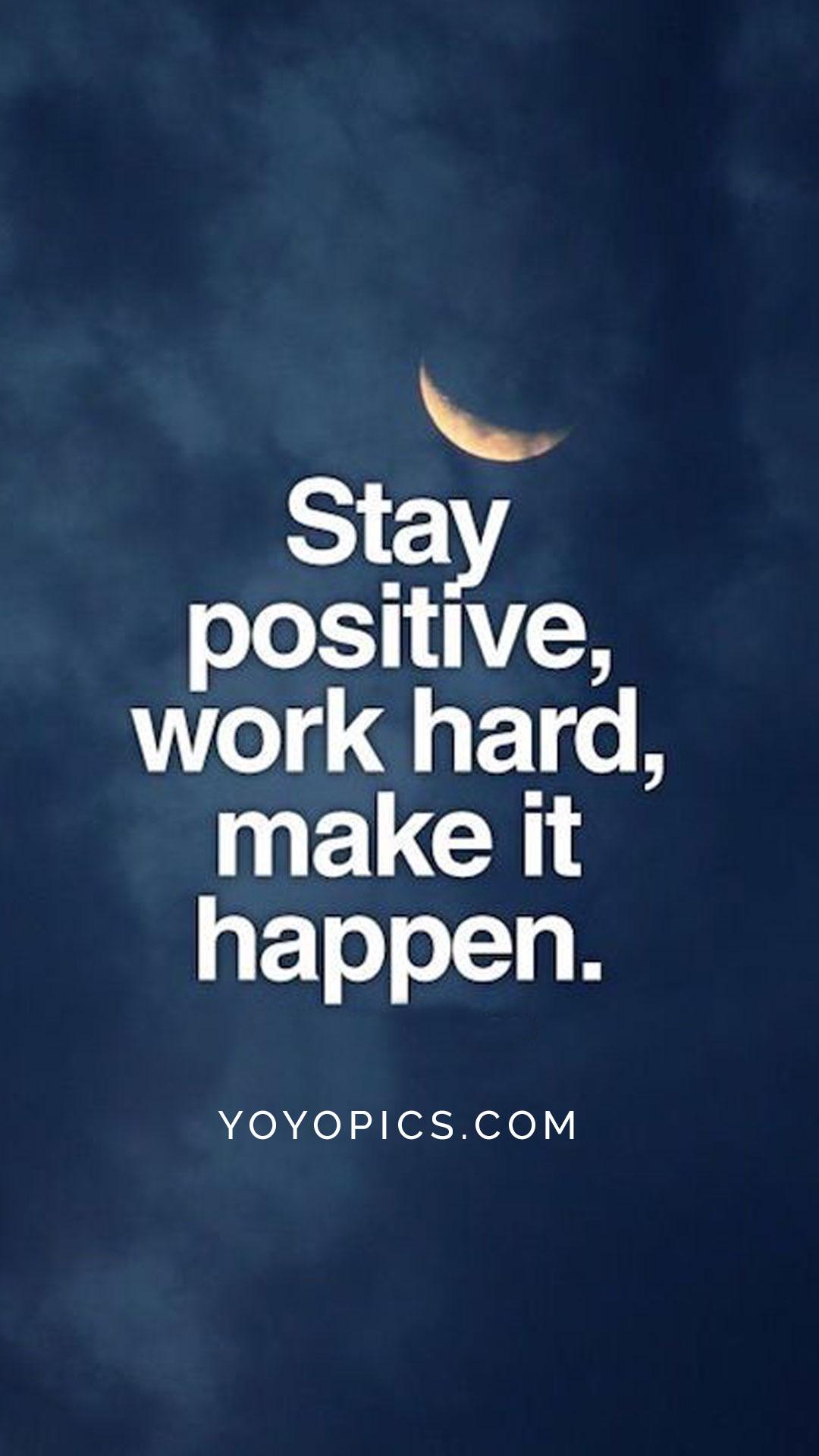 stay positive whatsapp motivational status